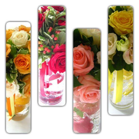floral course post